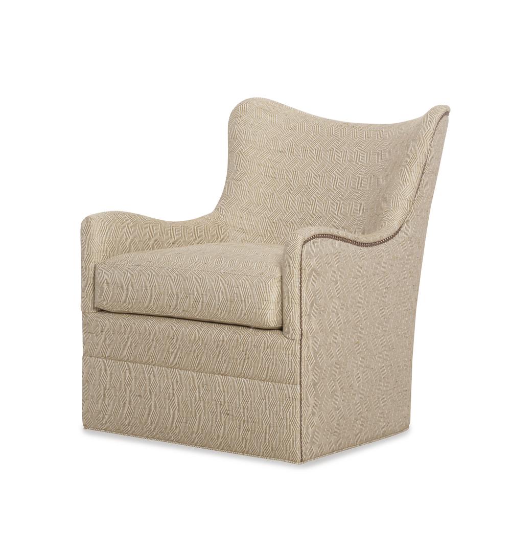 Wesley Hall - Peyton Swivel Chair