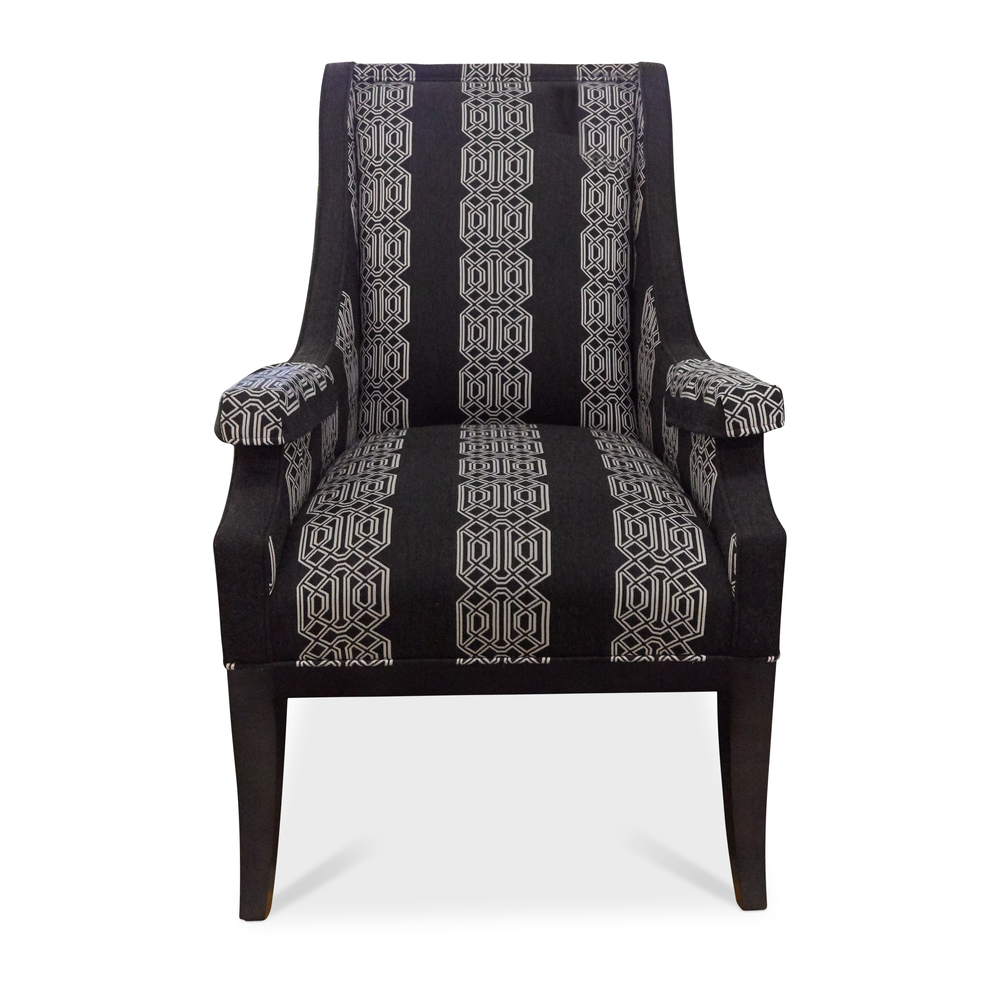 Wesley Hall - Mannerly Chair