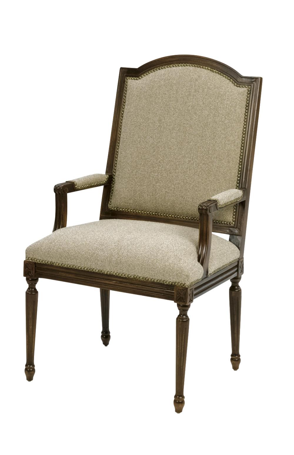Wesley Hall - Maxis Arm Chair