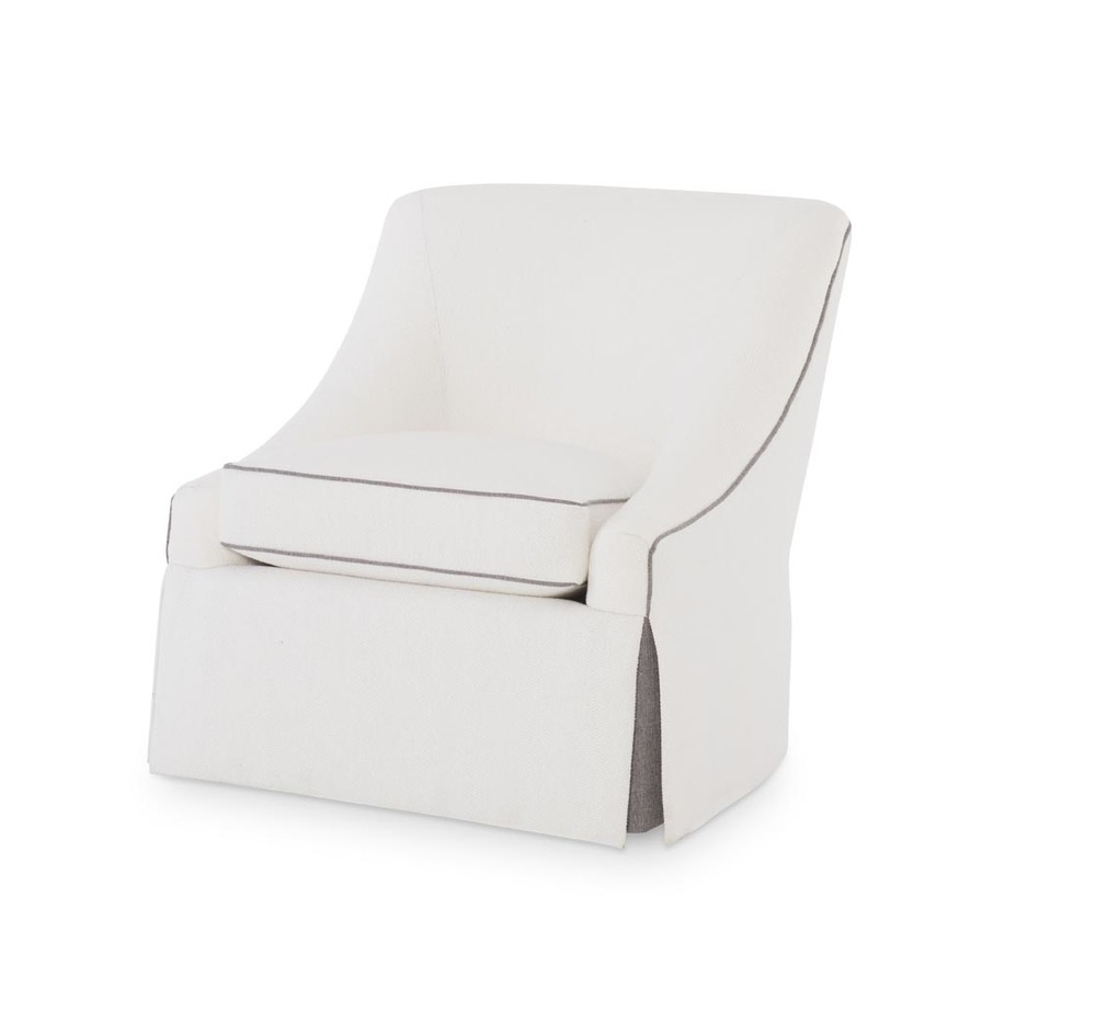 Wesley Hall - Alexander Skirted Chair