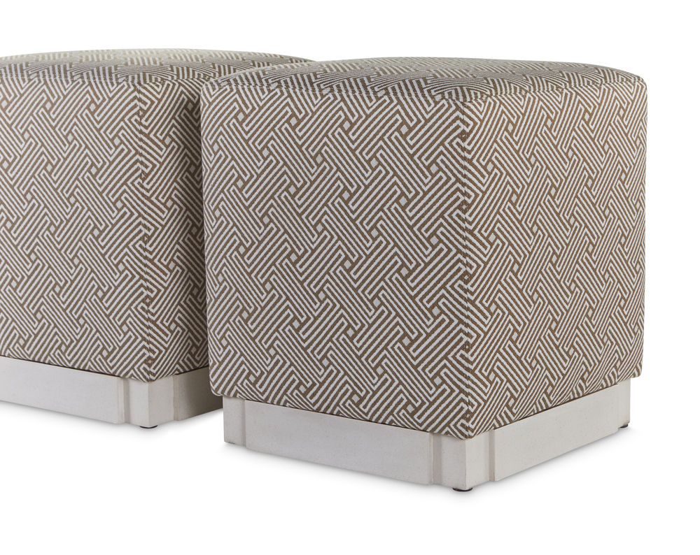 WESLEY HALL, INC. - Baseline Ottomans