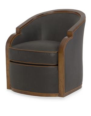 Thumbnail of Wesley Hall - Gracious Swivel Chair