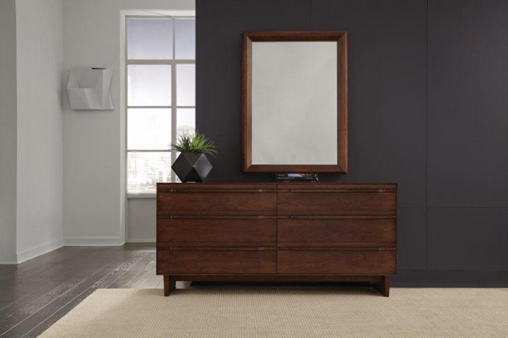 West Bros - Six Drawer Dresser