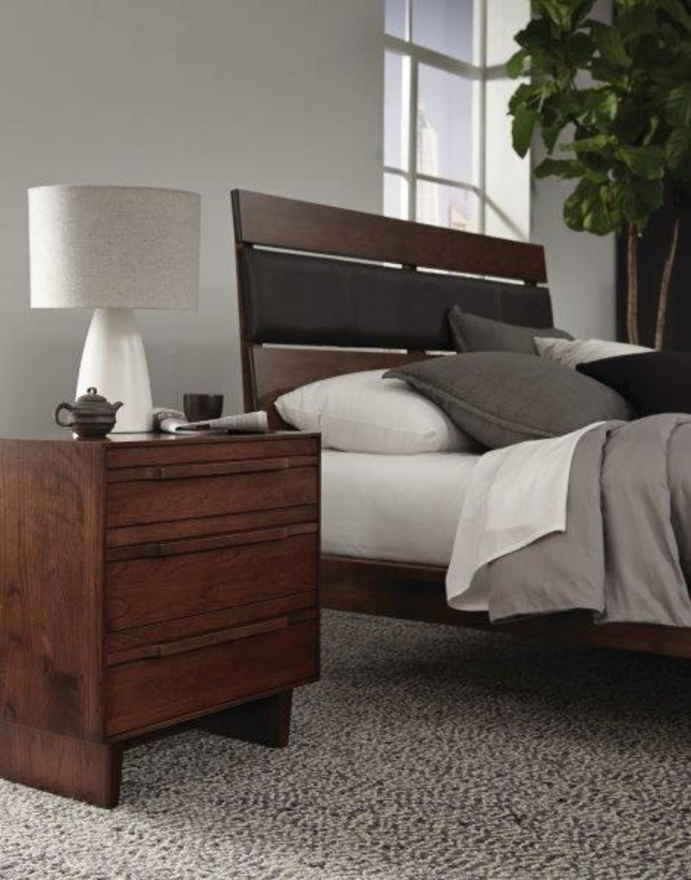 West Bros - Camber Upholstered Bed