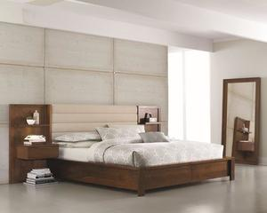 Thumbnail of West Bros - Phase Upholstered Drawer Bed with Nightstands