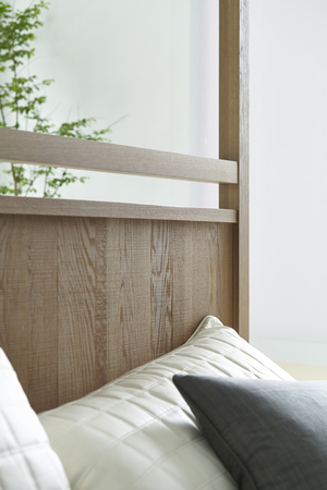 Thumbnail of West Bros - Fulton Wood Poster Bed with Canopy