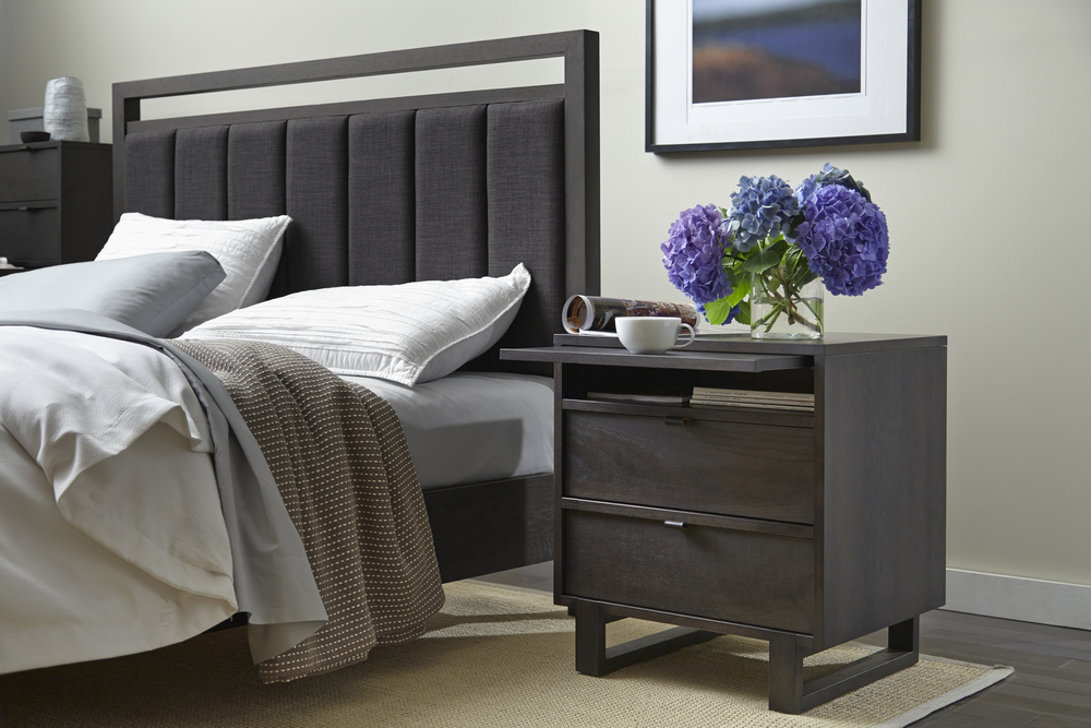 West Bros - Fulton Upholstered Bed