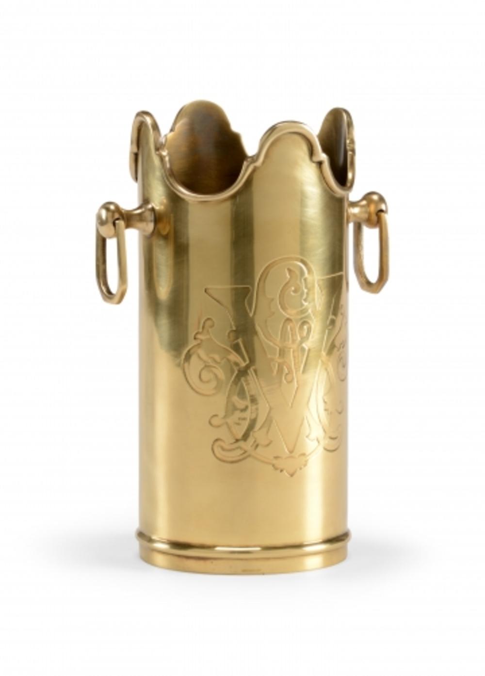 Wildwood Lamp - Vanderbilt Chiller, Brass