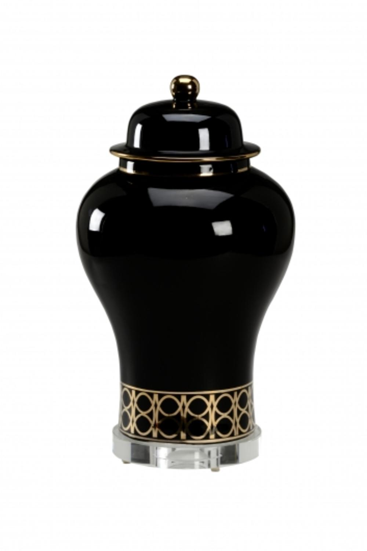 Wildwood Lamp - Washington Scroll Urn, Small