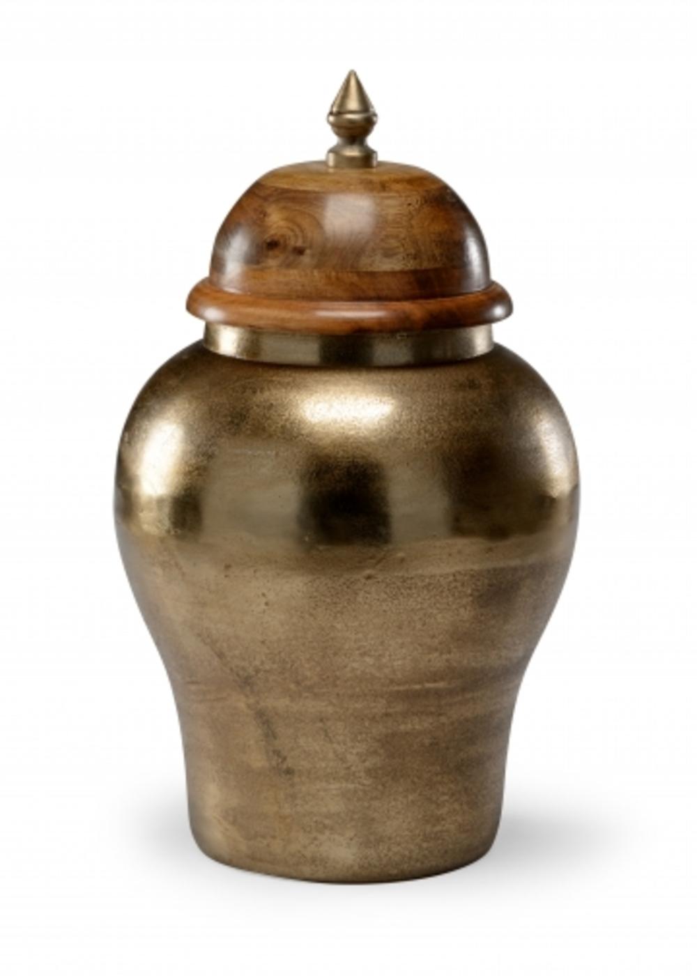 Wildwood Lamp - Amman Temple Urn