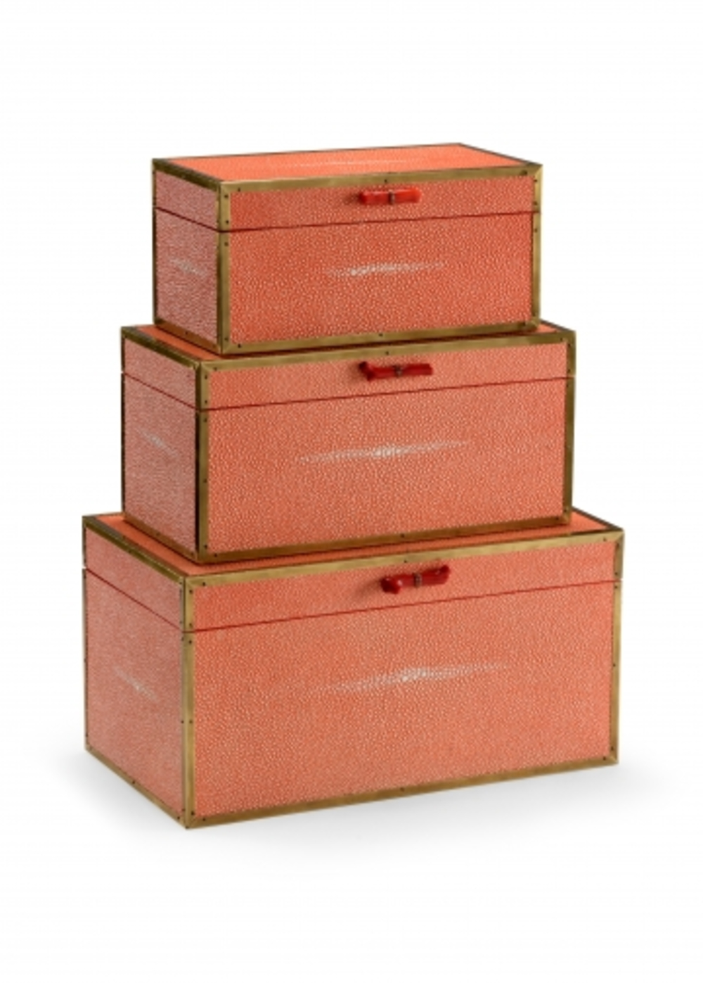 Wildwood Lamp - Cousteau Boxes, Coral