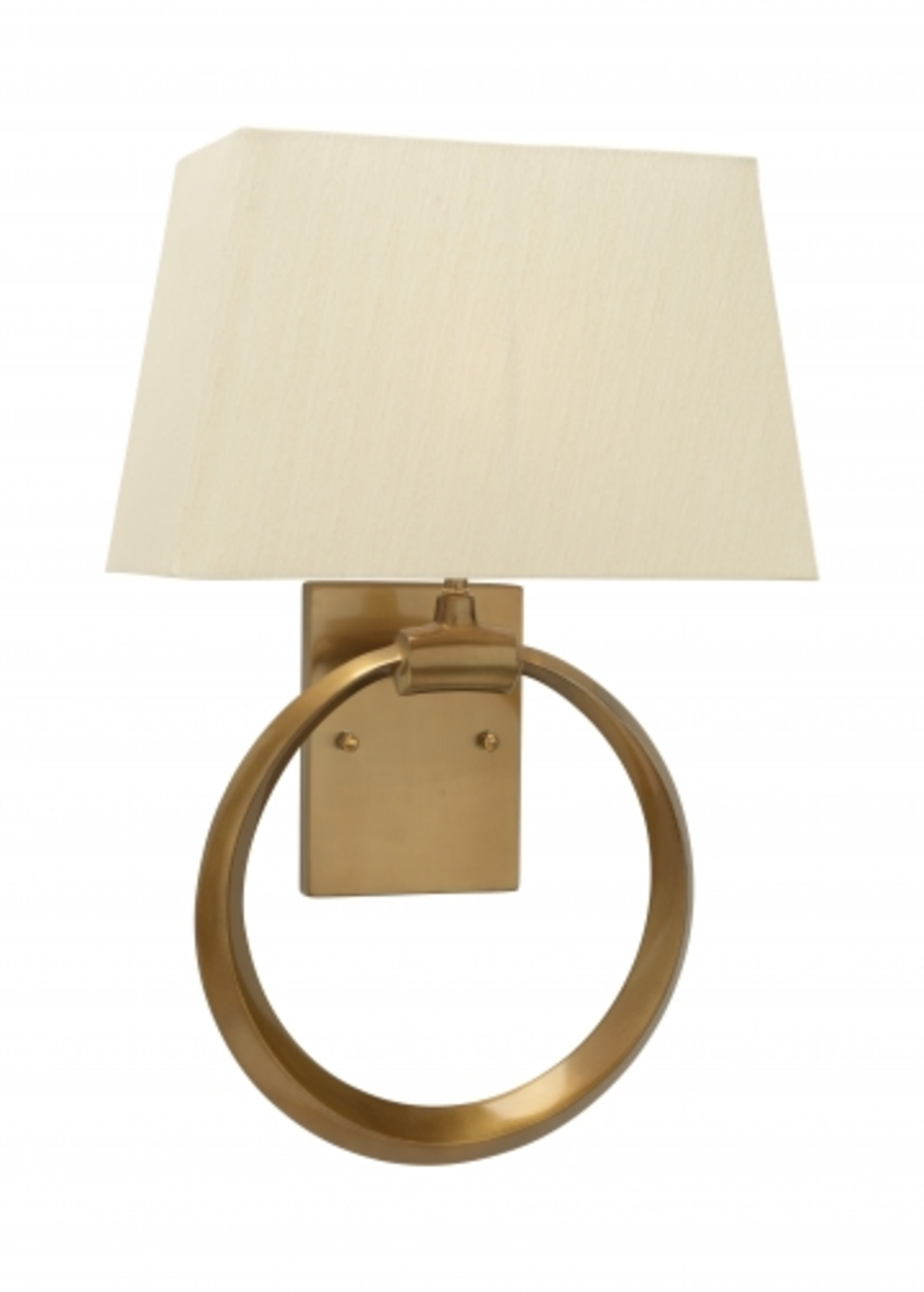 Wildwood Lamp - Ring Sconce