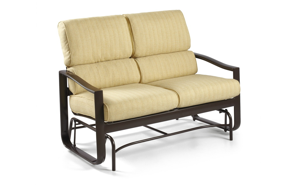 Winston Furniture Company - Loveseat Glider