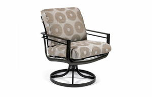 Thumbnail of Winston Furniture Company - High Back Swivel Tilt Chair