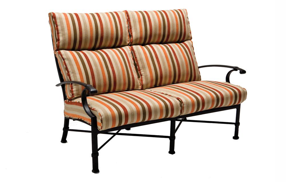 Winston Furniture Company - Ultra High Back Loveseat