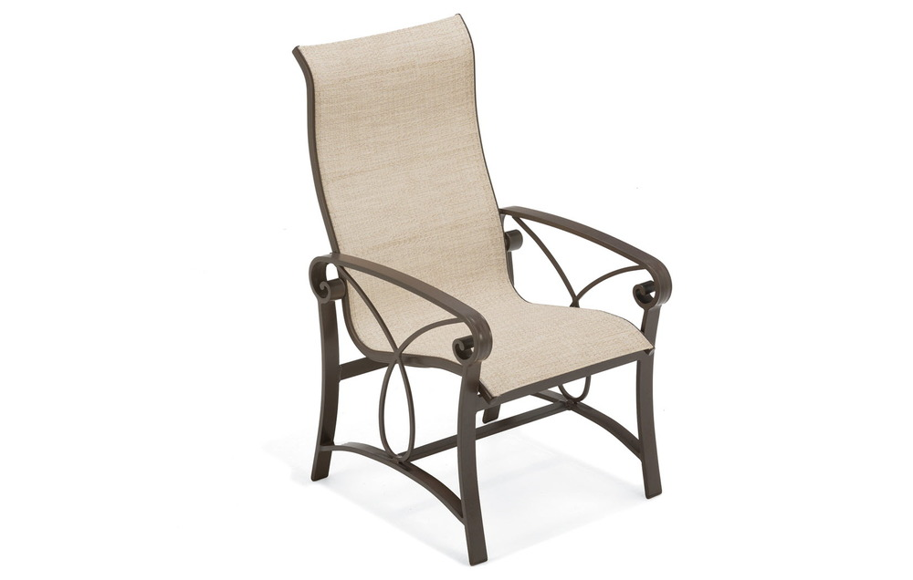 Winston Furniture Company - Ultimate High Back Dining Chair