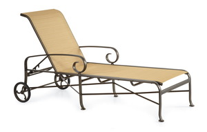 Thumbnail of Winston Furniture Company - Chaise w/ Wheels