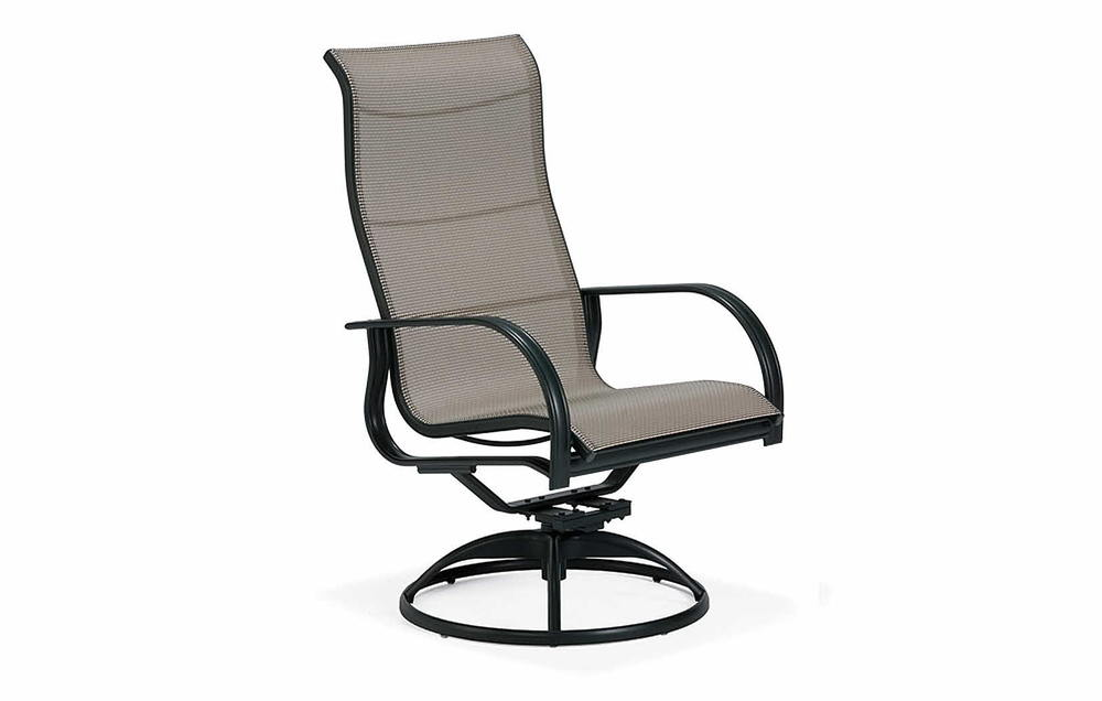 Winston Furniture Company - Ultimate High Back Swivel Tilt Chair