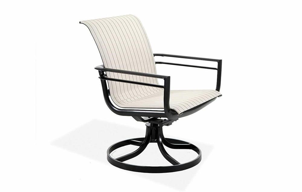 Winston Furniture Company - High Back Swivel Tilt Chair
