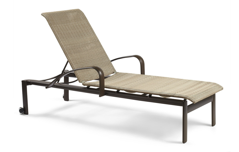 Winston Furniture Company - Arm Stack Chaise