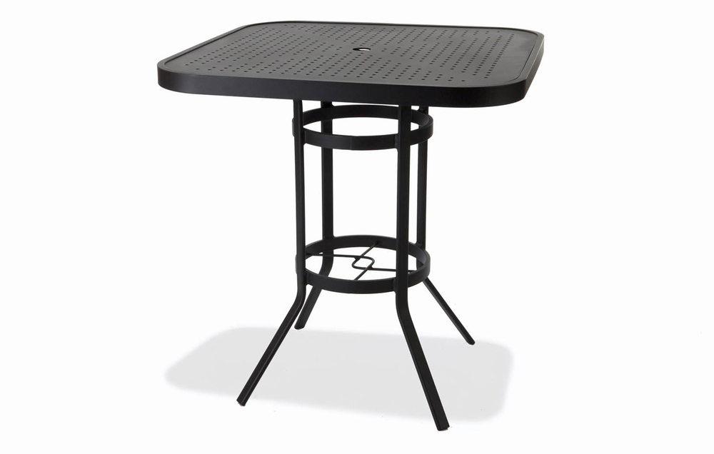 Winston Furniture Company - Square Bar Stamped w/ Hole