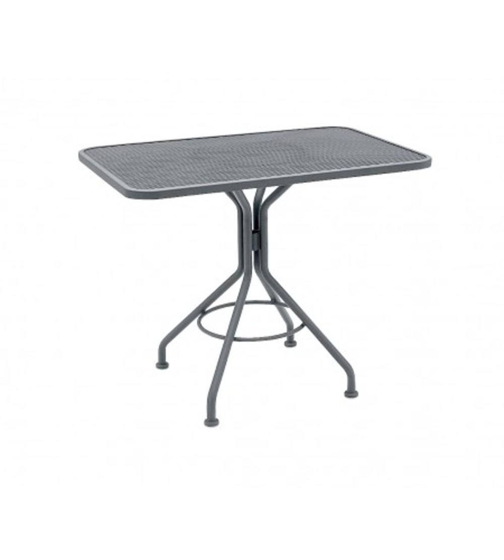Woodard Company - Square Bistro Umbrella Table