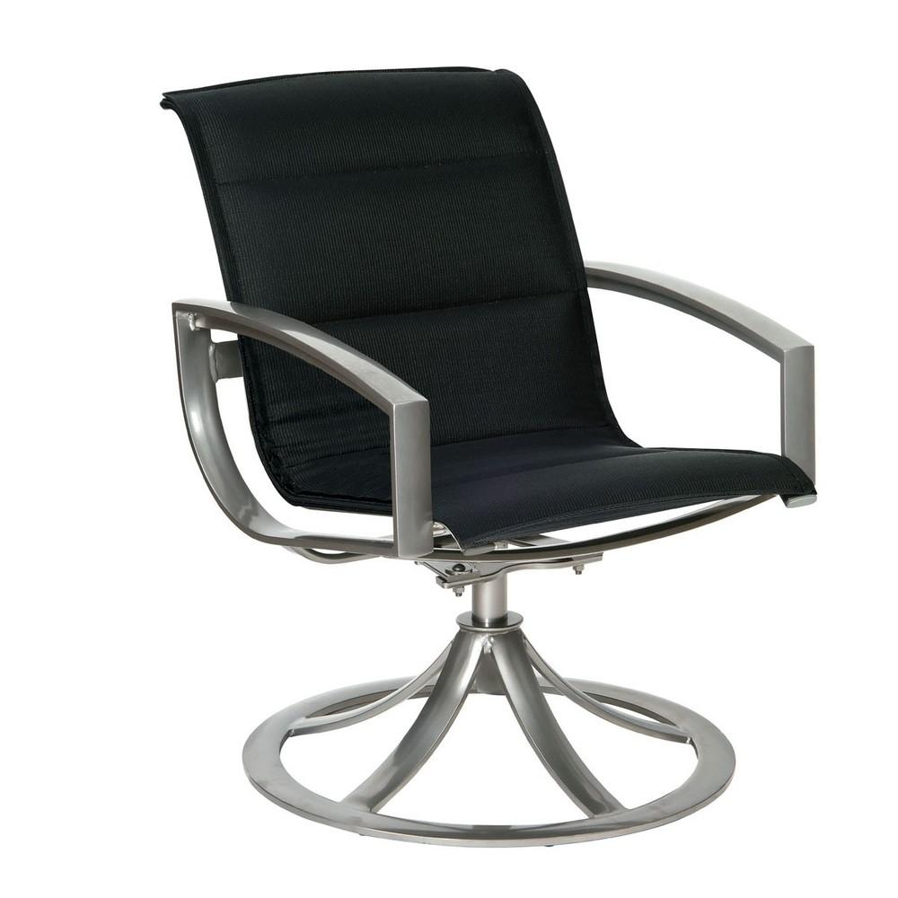 Woodard Company - Swivel Dining Arm Chair