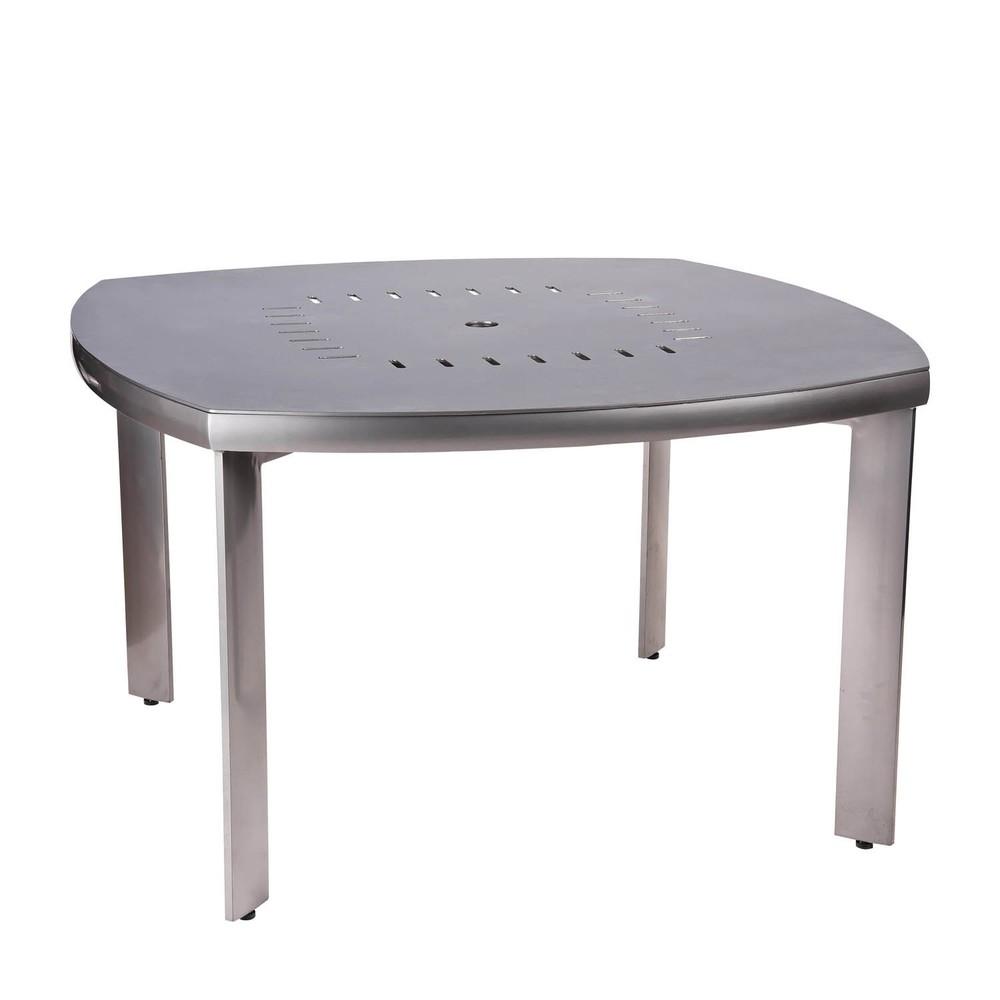 Woodard Company - Square Round Umbrella Table