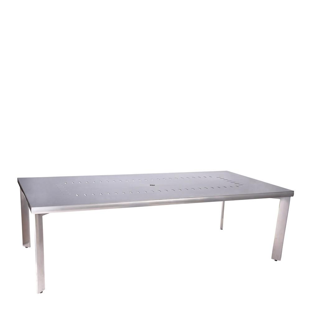 Woodard Company - Rectangular Umbrella Table
