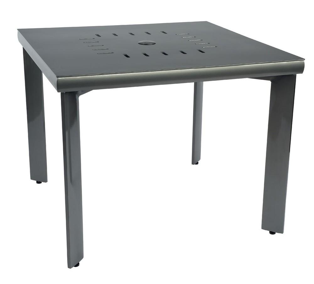 Woodard Company - Square Umbrella Table