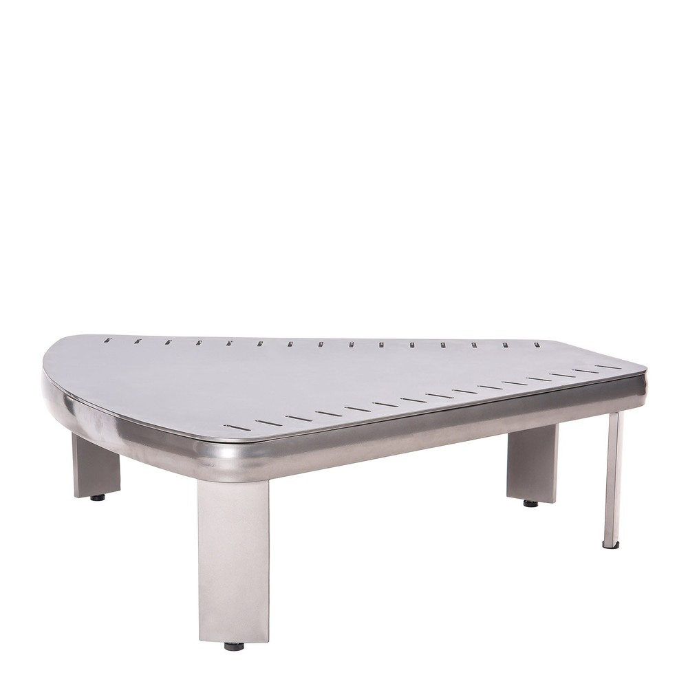 Woodard Company - Sectional Wedge Table