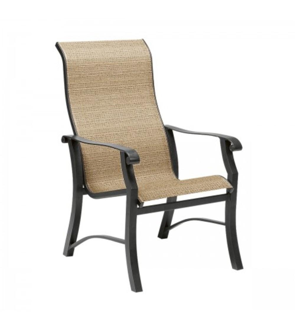 Woodard Company - High Back Dining Arm Chair