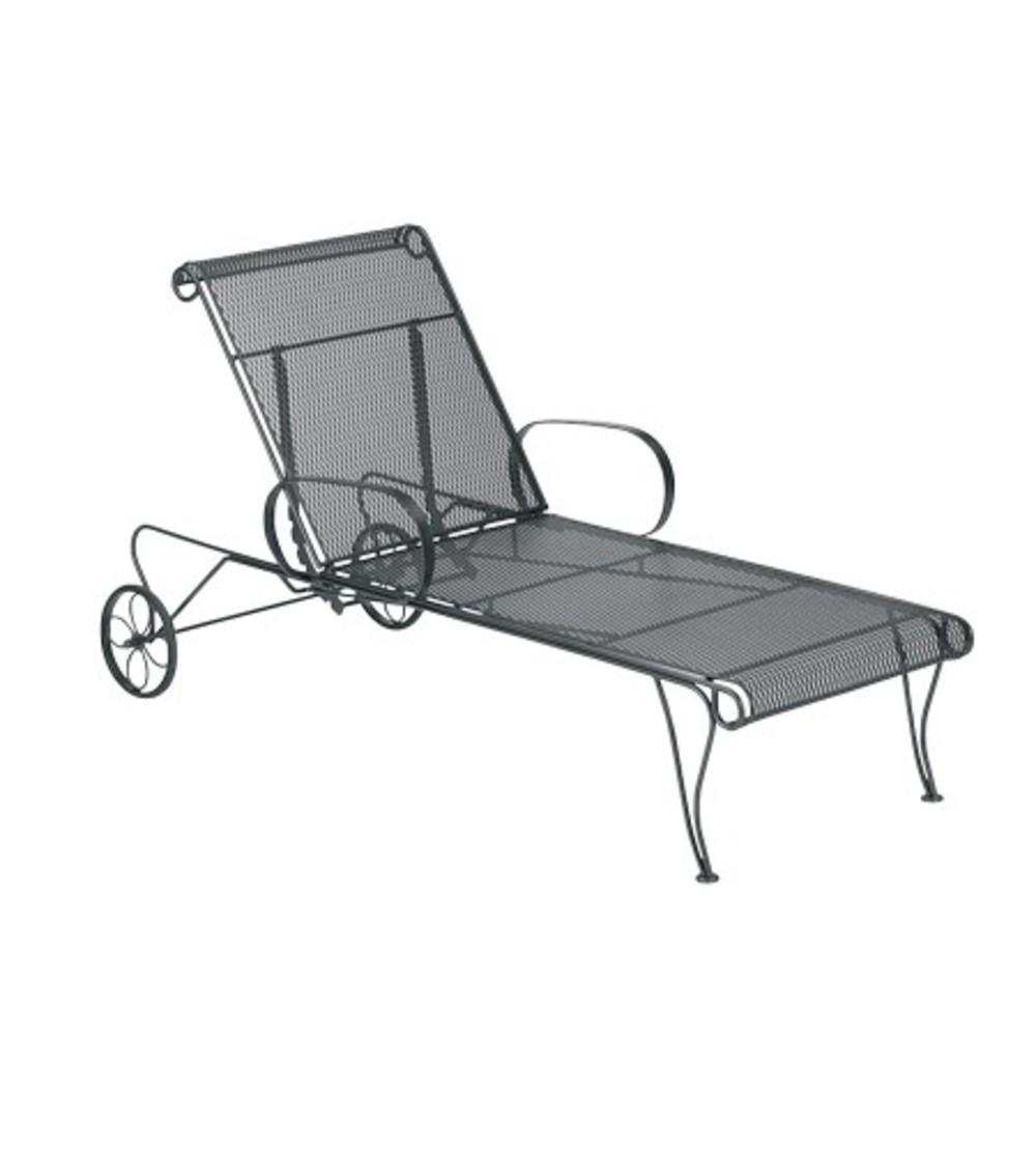 Woodard Company - Adjustable Chaise Lounge