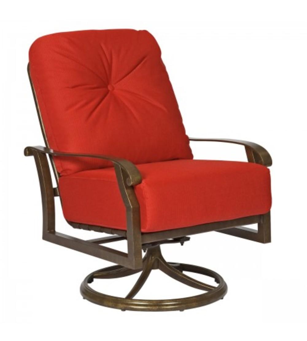 Woodard Company - Swivel Rocking Lounge Chair