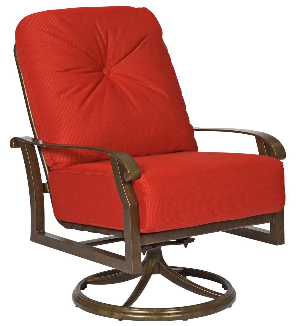 Woodard Company - Swivel Rocker Lounge Chair