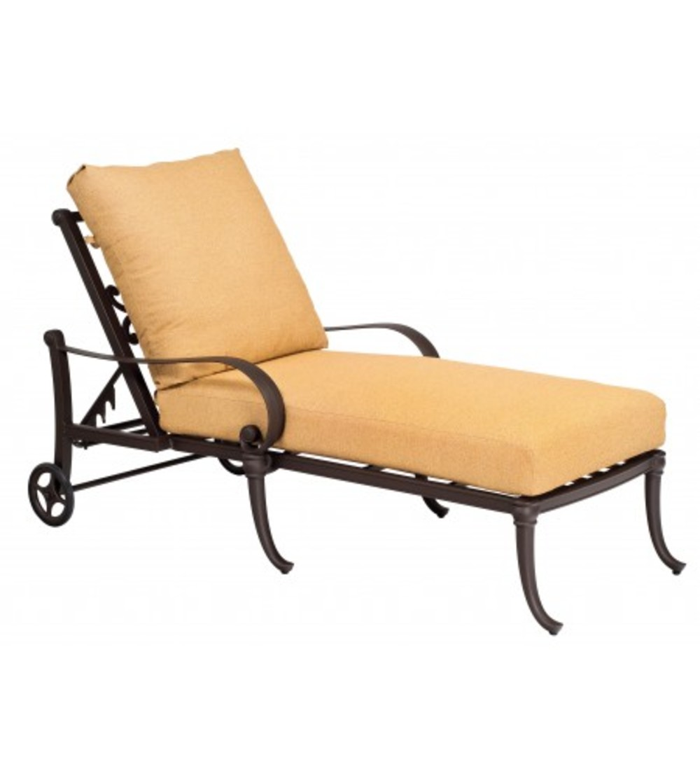 Woodard Company - Adjustable Chaise Lounge