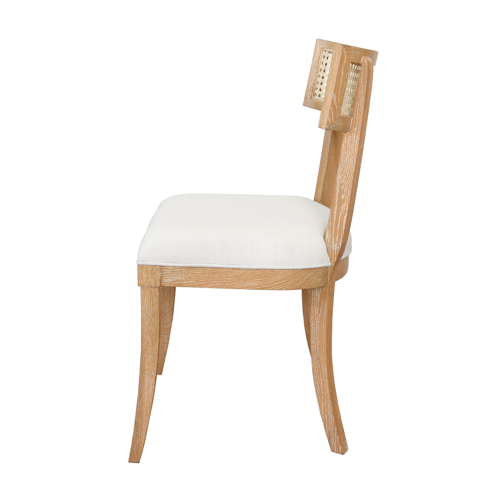 Worlds Away - Klismos Dining Chair