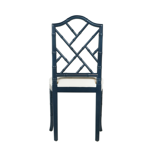 Thumbnail of Worlds Away - Chippendale Style Bamboo Dining Chair