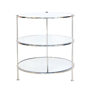 Thumbnail of Worlds Away - Three Tier Side Table