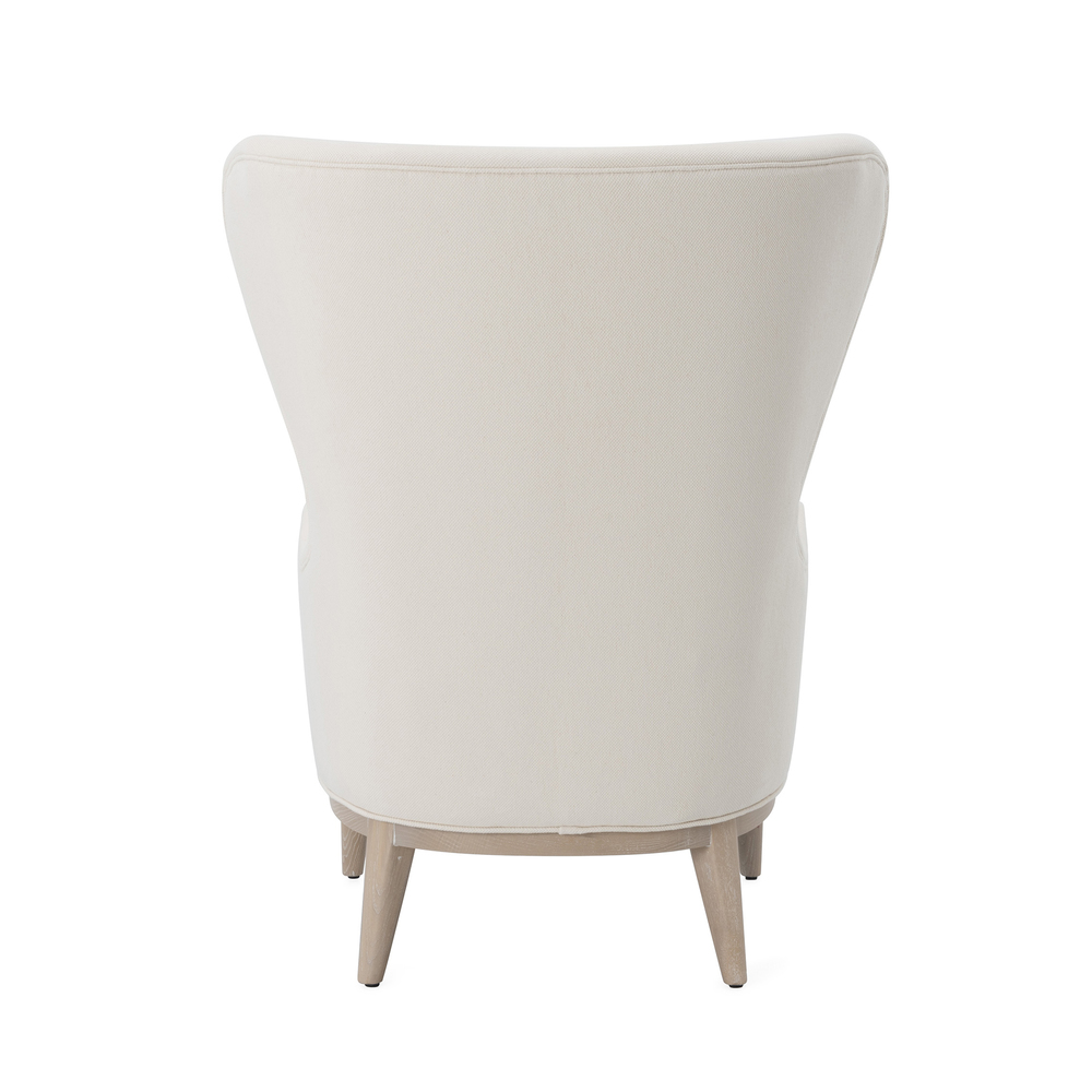 Worlds Away - Modern Wing Chair