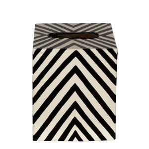 Thumbnail of Worlds Away - Kleenex Box, Zebra