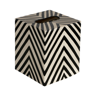 Thumbnail of Worlds Away - Kleenex Box, Zebra