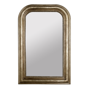 Thumbnail of Worlds Away - Silver Leaf Wood Mirror