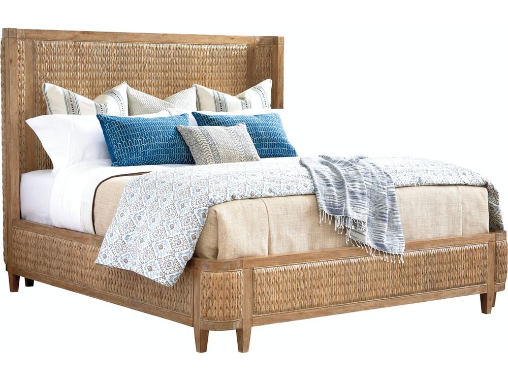 Lexington - Ivory Coast Woven Bed