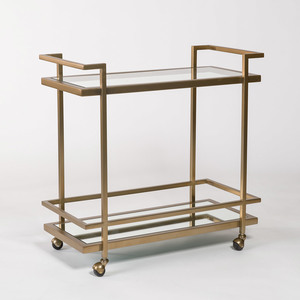 Thumbnail of Alder & Tweed Furniture - Brentwood Bar Cart