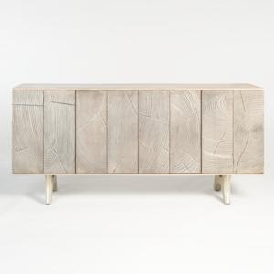 Thumbnail of Alder & Tweed Furniture - Rowan Sidebaord in Provencial Dusk and Refined Pewter
