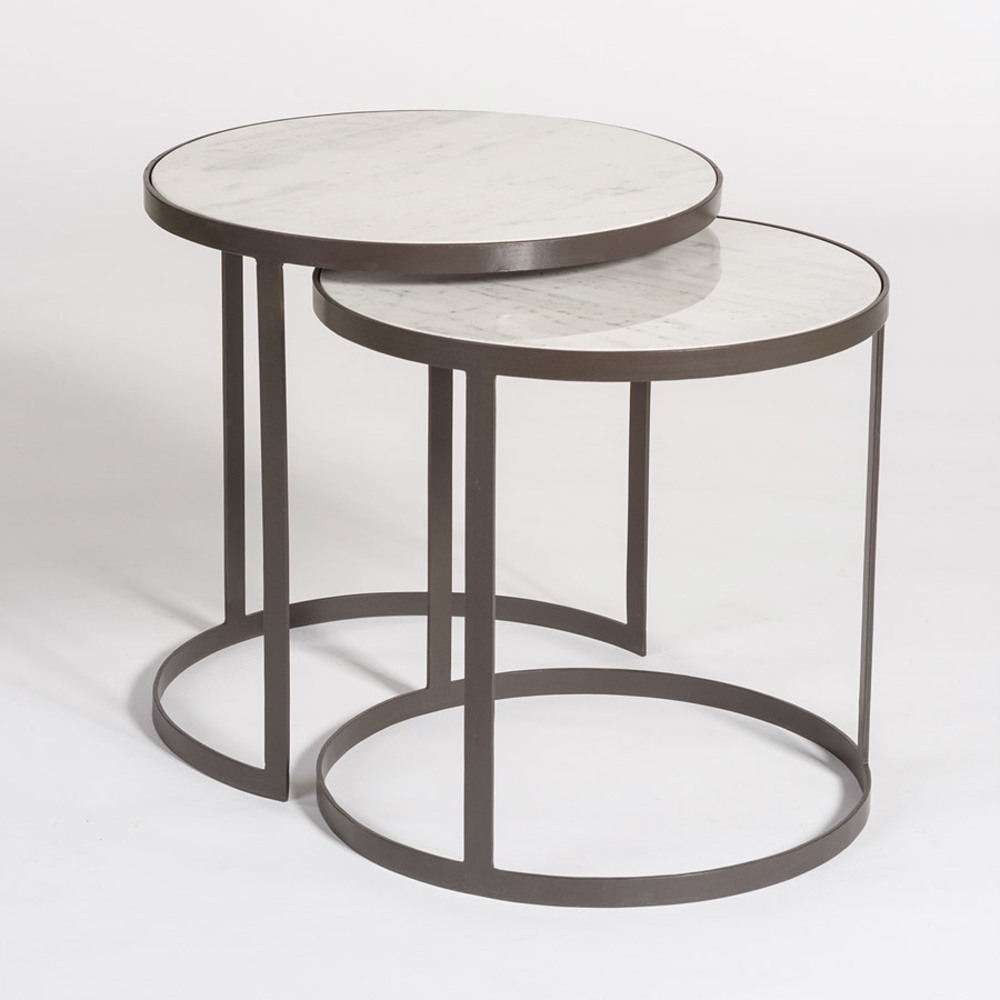 Alder & Tweed Furniture - Beverley Nesting Tables